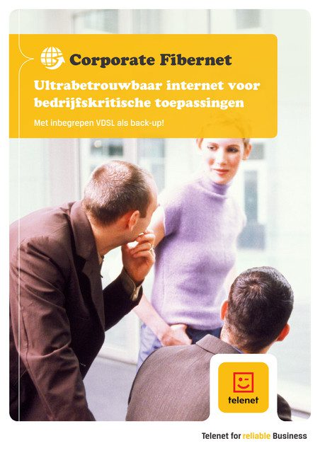telenet corporate fibernet indatel