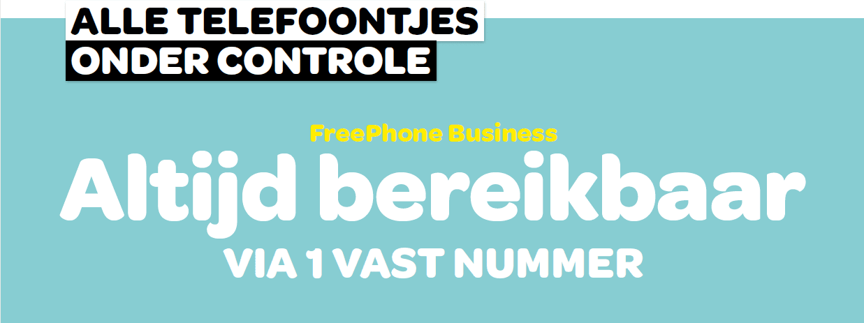 Freephone Business