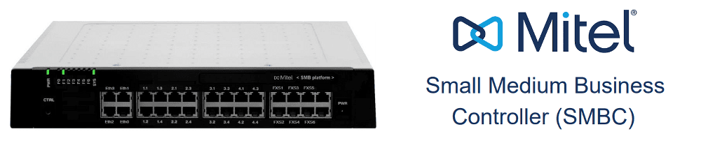 Mitel MiVoice Office Hybride VoIP centrale