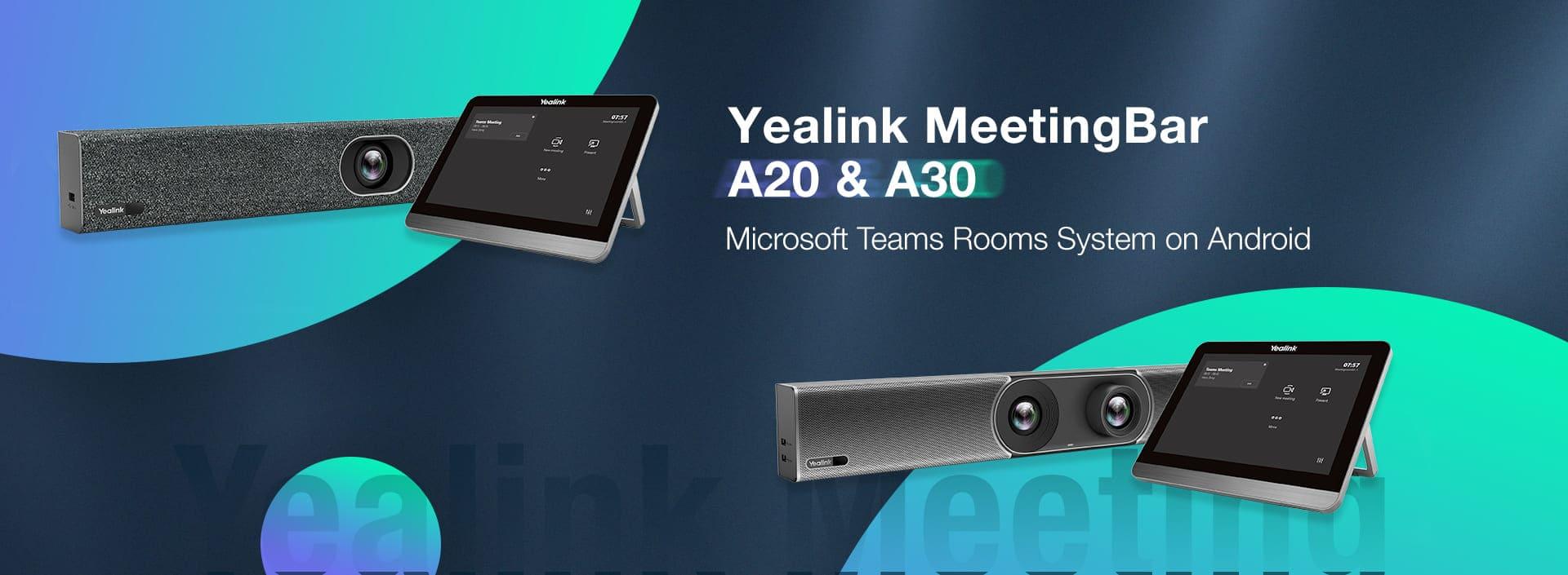 Yealink MeetingBar A20-A30